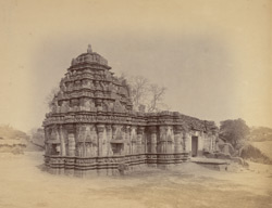 General view of Ishvara Temple, Nialgi